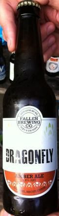 Fallen Dragonfly - Amber Ale