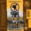 Kocour Gypsy Porter 19 - Baltic Porter