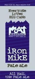 Moat Mountain Iron Mike Pale Ale - American Pale Ale