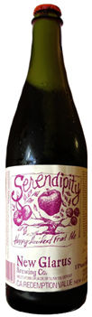 New Glarus Serendipity - Fruit Beer