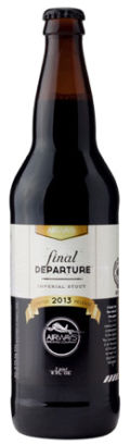 Airways Final Departure - Imperial Stout