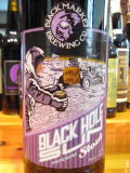 Black Market Black Hole Sun - Imperial Stout