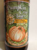 Jacks Abby Mom & Pops Pumpkin Crop Lager - Spice/Herb/Vegetable