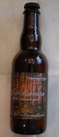 Crooked Stave Sentience &#40;Cognac Barrel&#41; - Abt/Quadrupel