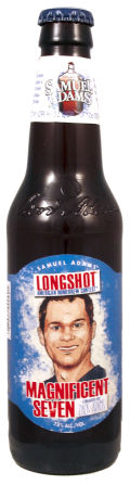 Samuel Adams LongShot Magnificent Seven - Imperial/Double IPA