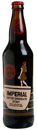 New Belgium Lips of Faith - Imperial Coffee Chocolate Stout - Imperial Stout