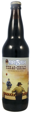 Brash Texas Exile - Imperial/Strong Porter
