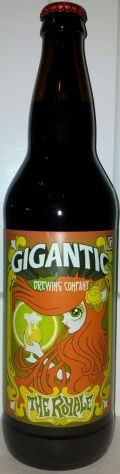Gigantic The Royale - Belgian Ale
