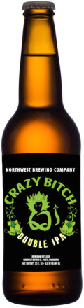 Northwest Crazy Bitch Double IPA - Imperial/Double IPA