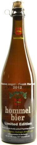 Van Eecke Hommelbier Nieuwe Oogst Fresh Harvest 2012 - Belgian Ale