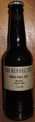 The Kernel India Pale Ale Motueka Pacific Jade - India Pale Ale &#40;IPA&#41;