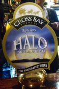Cross Bay Halo - English Pale Ale