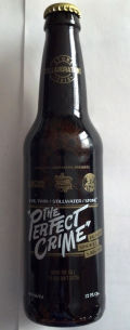 Evil Twin / Stillwater / Stone The Perfect Crime Black Smoked Saison - Saison
