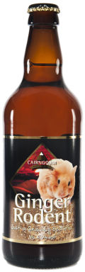 Cairngorm Ginger Rodent - Spice/Herb/Vegetable