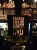London Fields Harvest Ale - Golden Ale/Blond Ale