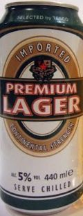 Premium Lager &#40;Tesco Poland&#41; - Premium Lager