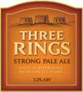 Downlands Three Rings Strong Pale Ale - Premium Bitter/ESB