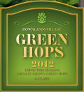 Downlands Green Hops 2012 - American Pale Ale