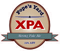 Popes Yard XPA - English Strong Ale