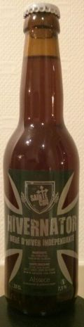 Sainte Crucienne Hivernator - Belgian Strong Ale