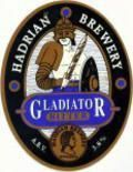 Hadrian & Border Gladiator Bitter  - Bitter