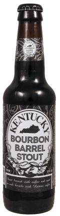 Kentucky Bourbon Barrel Stout - Imperial Stout