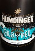 Magic Hat Humdinger Series - Graupel - Barley Wine