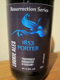 Luckie Ales 1856 Export Porter - Imperial/Strong Porter