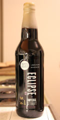 FiftyFifty Imperial Eclipse Stout - Bernheim Wheat Whiskey Barrel - Imperial Stout