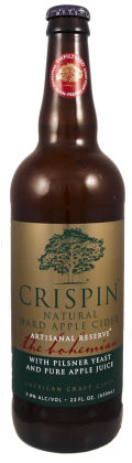 Crispin Artisanal Reserve The Bohemian - Cider