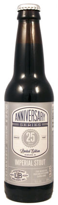 Lakefront 25th Anniversary Series #01- Imperial Stout - Imperial Stout