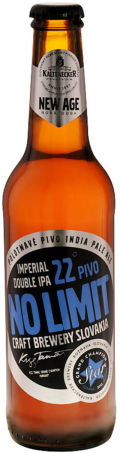 Hopfanatic / Kaltenecker No Limit Imperial Double IPA 22 - Imperial/Double IPA