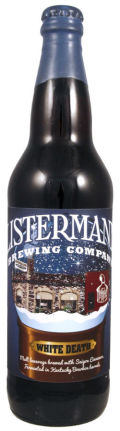 Listermann Barrel Aged White Death - Spice/Herb/Vegetable