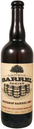 Hardywood Bourbon Gingerbread Stout  - Spice/Herb/Vegetable