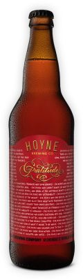 Hoyne Gratitude Winter Warmer - American Strong Ale 