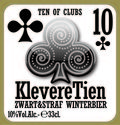 Kleveretien Oak Aged &#40;Belgian Owl BA&#41; - Belgian Strong Ale