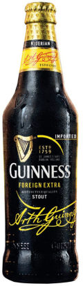 Guinness Foreign Extra Stout &#40;Nigeria&#41; - Foreign Stout