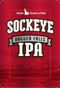 Sockeye Dagger Falls IPA - India Pale Ale &#40;IPA&#41;