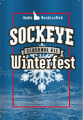 Sockeye Winterfest - American Strong Ale 
