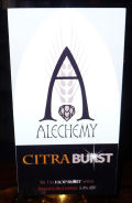 Alechemy Citra Burst - Golden Ale/Blond Ale