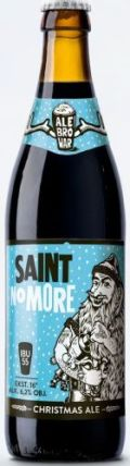 AleBrowar Saint No More - Brown Ale