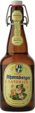 Ahornberger Landbier Hopfig - Pilsener