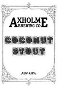 Axholme Coconut Stout - Sweet Stout