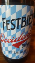 Occidental Festbier - Oktoberfest/Mrzen