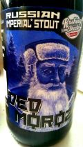 Rushing Duck Ded Moroz - Imperial Stout