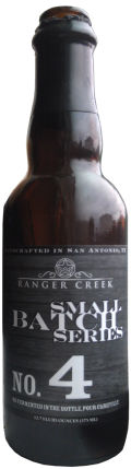 Ranger Creek Small Batch Series No. 4 - Porter