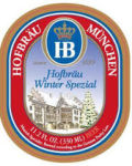 Hofbru Mnchen Winter Spezial - Oktoberfest/Mrzen