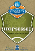 Petoskey Hopsessed Double IPA - Imperial/Double IPA