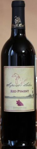 Superior Lakes Red Pyment - Mead