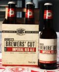 Real Ale Brewers Cut Imperial Red Ale - American Strong Ale 